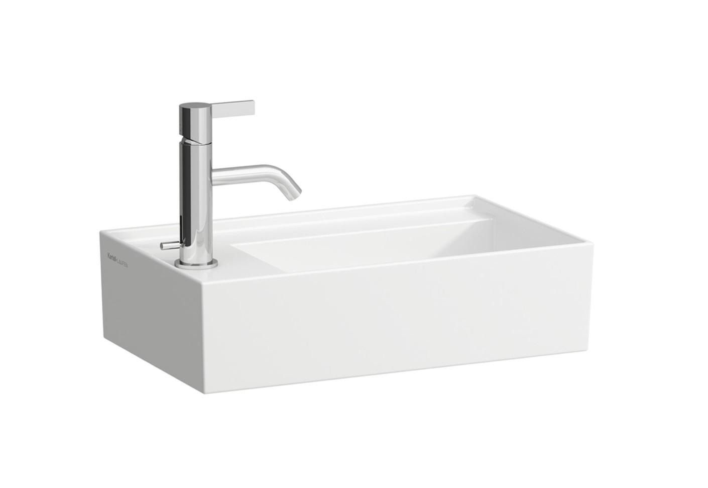 kartell by laufen handwaschbecken von laufen stylepark. Black Bedroom Furniture Sets. Home Design Ideas