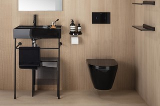 Kartell by Laufen Towel frame for washbasin  by  Laufen