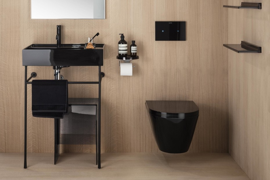 Kartell by Laufen Towel frame for washbasin