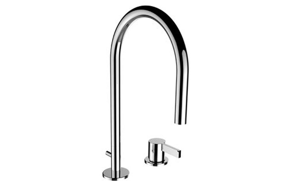 Kartell by Laufen washbasin mixer 2-hole