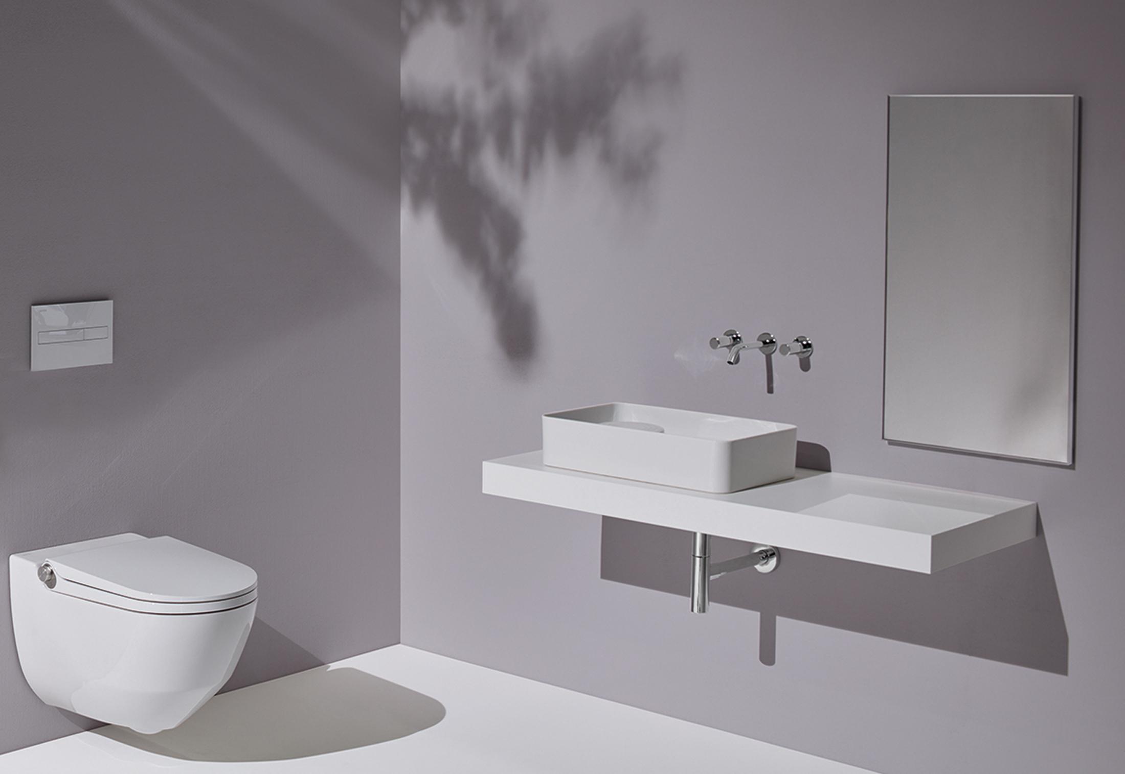 riva dusch wc von laufen stylepark. Black Bedroom Furniture Sets. Home Design Ideas
