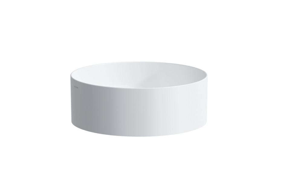 SaphirKeramik Waschtischschale rund