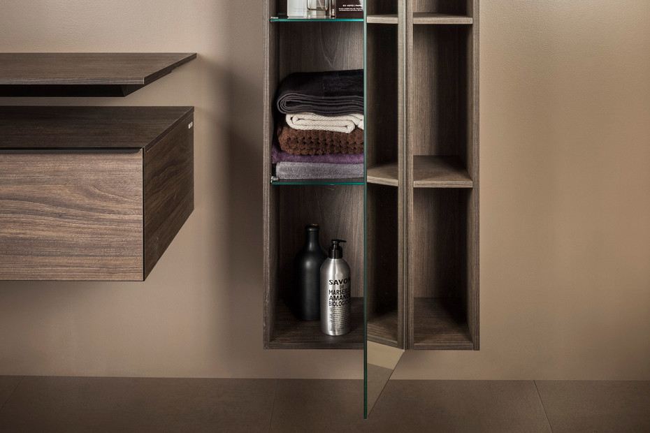 SaphirKeramik Space Bathroom shelf