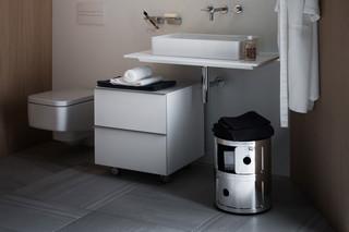SaphirKeramik Space Vanity top  by  Laufen