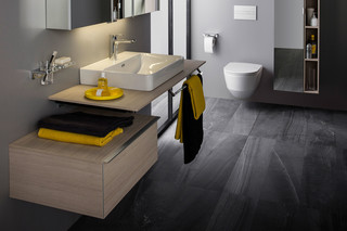 SaphirKeramik Space Vanity unit  by  Laufen