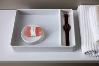SaphirKeramik Val tray  by  Laufen