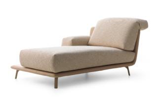Paleta chaise lounge  by  Leolux
