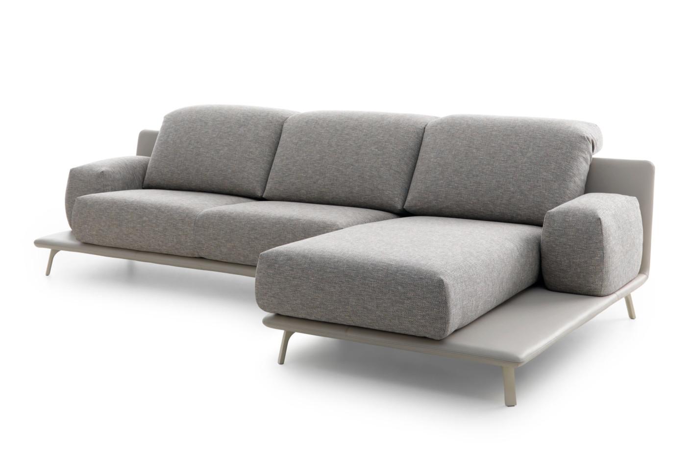 paleta sofa von leolux stylepark. Black Bedroom Furniture Sets. Home Design Ideas