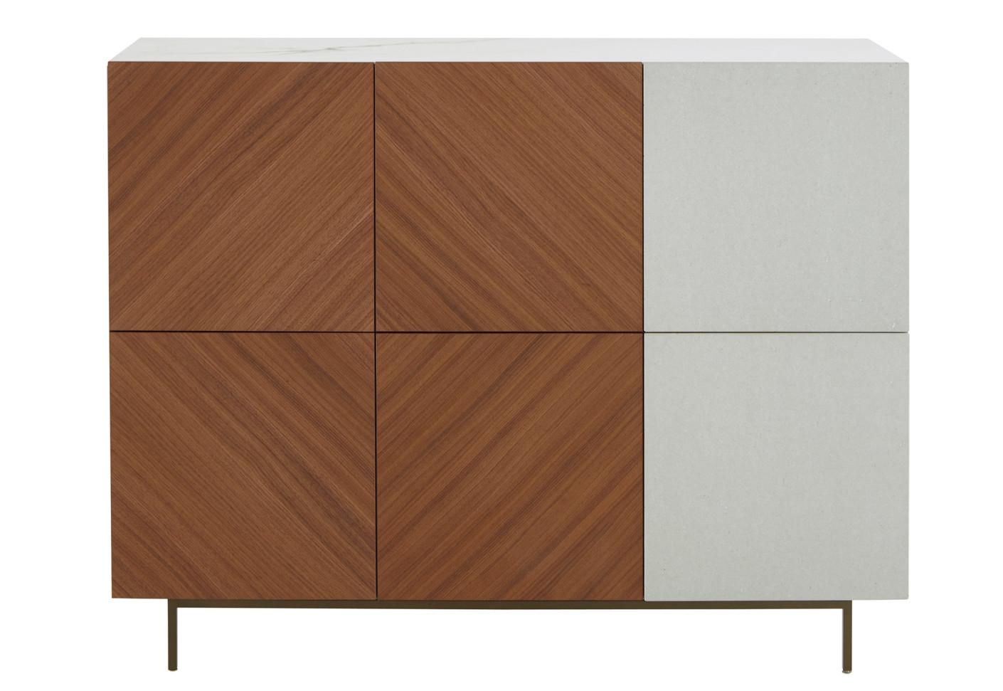 book look sideboard by ligne roset stylepark. Black Bedroom Furniture Sets. Home Design Ideas