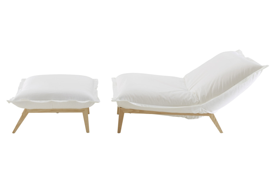 CALIN Sessel aus Massivholz