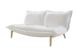 CALIN sofa solid wood  by  ligne roset