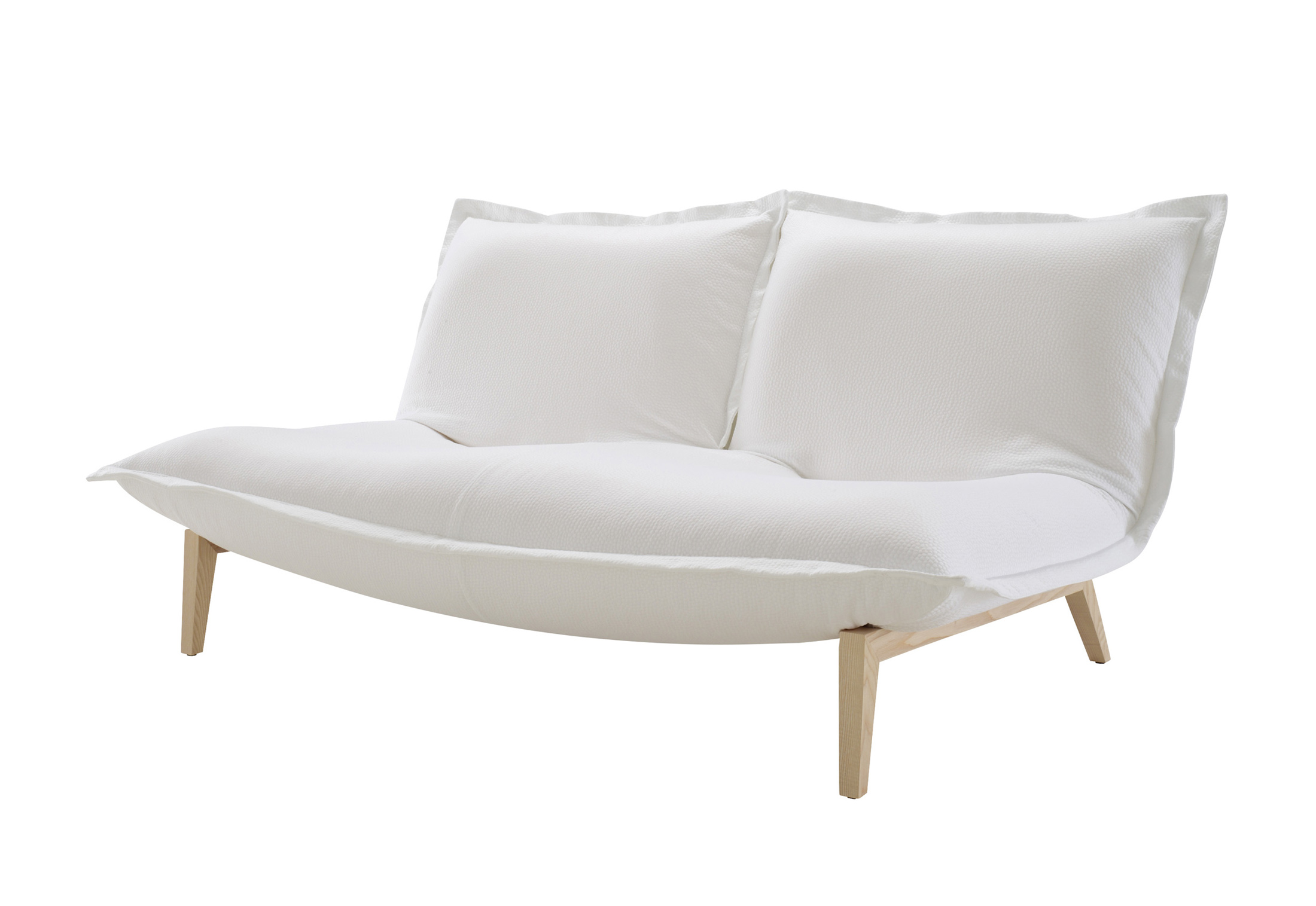calin sofa solid wood by ligne roset stylepark. Black Bedroom Furniture Sets. Home Design Ideas