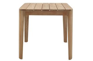 ELIZABETH square dining table  by  ligne roset