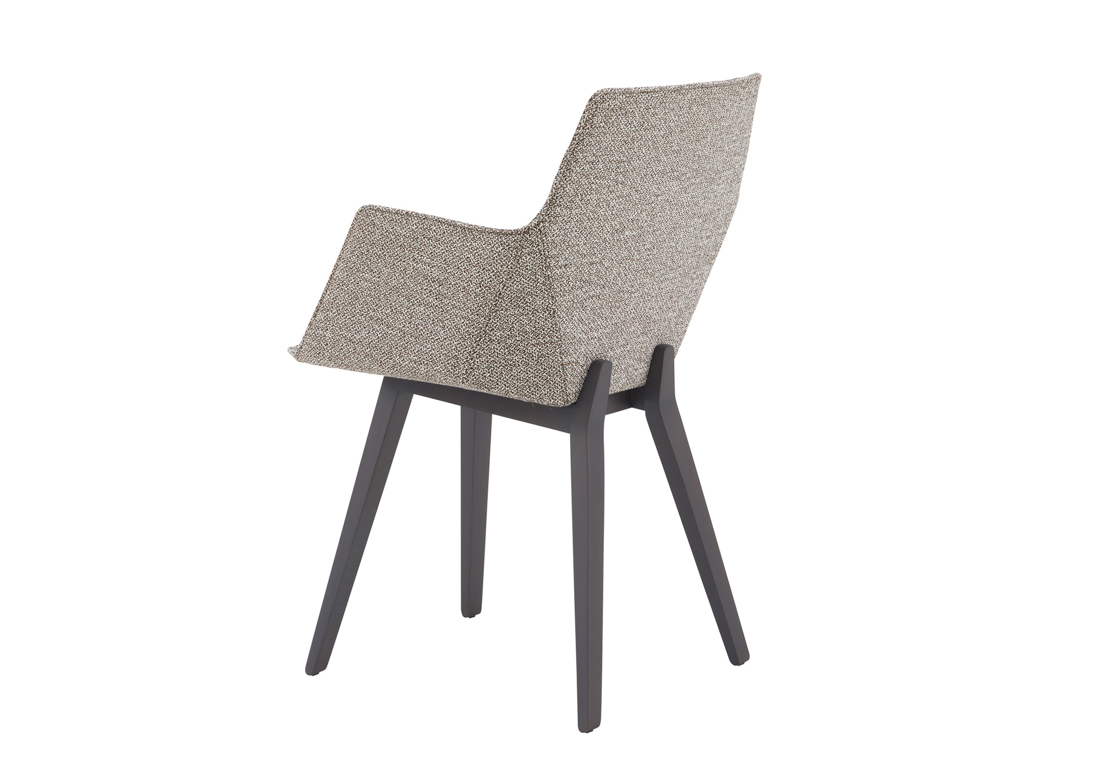 elsa bridge with wooden legs by ligne roset stylepark. Black Bedroom Furniture Sets. Home Design Ideas
