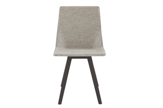 ELSA chair with wooden legs  by  ligne roset