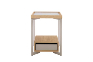ESTAMPE bedside table  by  ligne roset