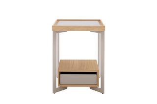 ESTAMPE bedside table  by  ligne roset