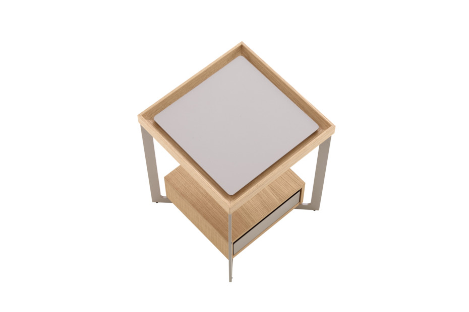 ESTAMPE bedside table