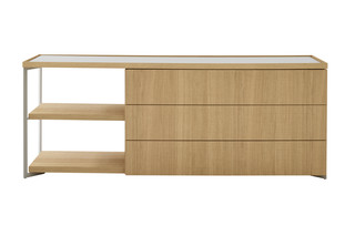 ESTAMPE buffet  by  ligne roset