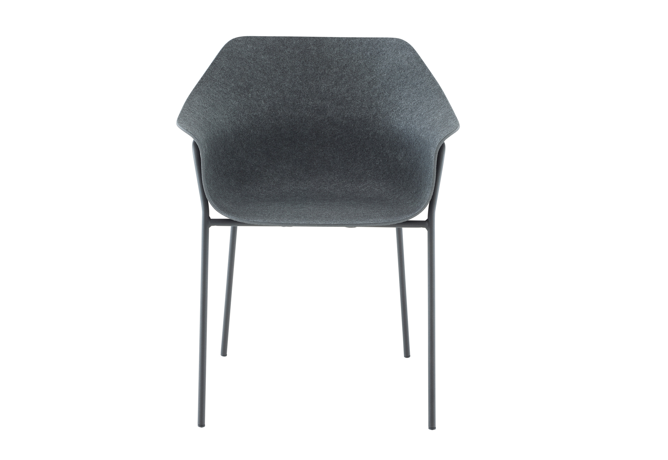 ettoriano chair with armrests by ligne roset stylepark. Black Bedroom Furniture Sets. Home Design Ideas