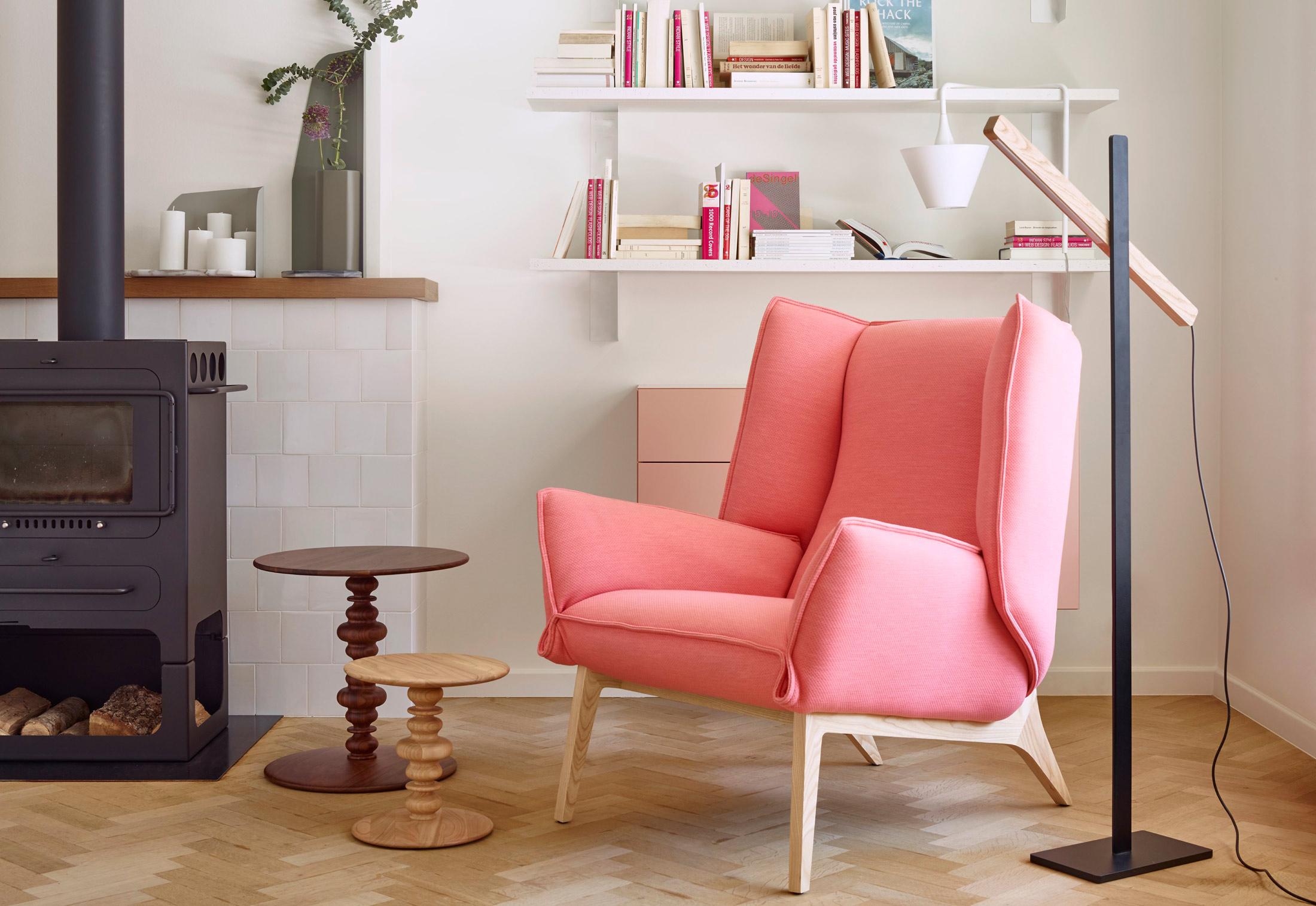 kuf by ligne roset stylepark. Black Bedroom Furniture Sets. Home Design Ideas