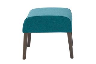 LONG ISLAND footstool  by  ligne roset