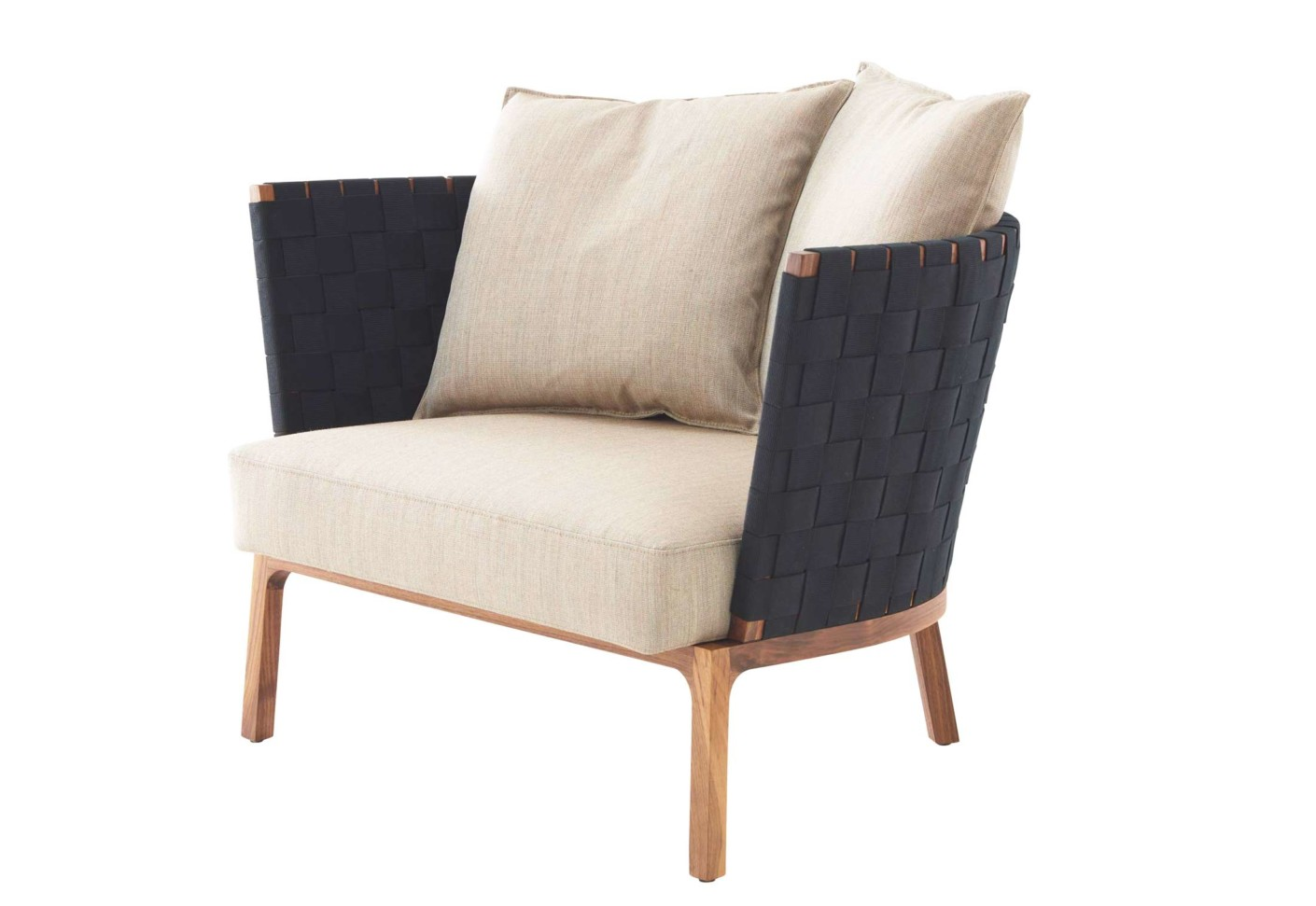 mon repos armchair by ligne roset stylepark. Black Bedroom Furniture Sets. Home Design Ideas