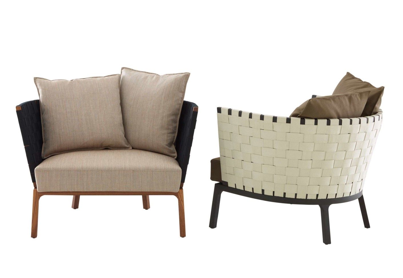 Mon Repos Armchair By Ligne Roset Stylepark