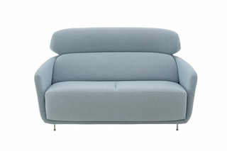 OKURA 2 seater high rest  by  ligne roset