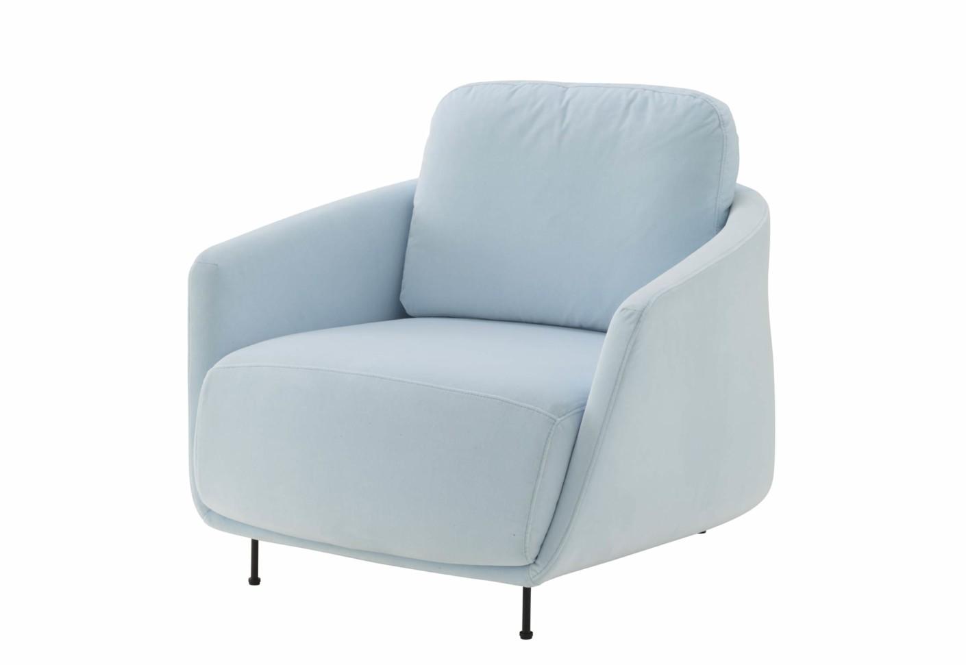 Okura armchair by ligne roset stylepark - Fauteuil cinna ottoman ...
