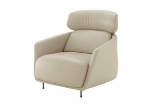 OKURA Sessel hohe Lehne  von  ligne roset