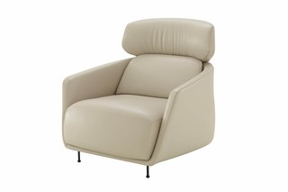 OKURE armchair high rest  by  ligne roset