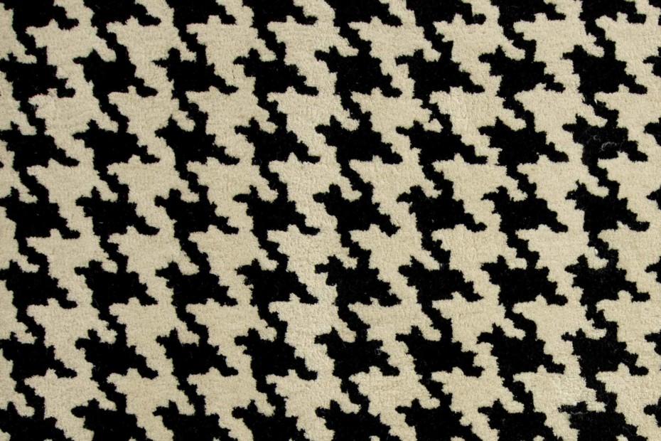 PIED DE COQ rug
