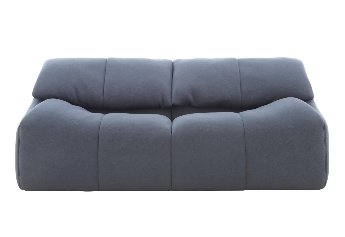 plumy 2 seater by ligne roset stylepark. Black Bedroom Furniture Sets. Home Design Ideas