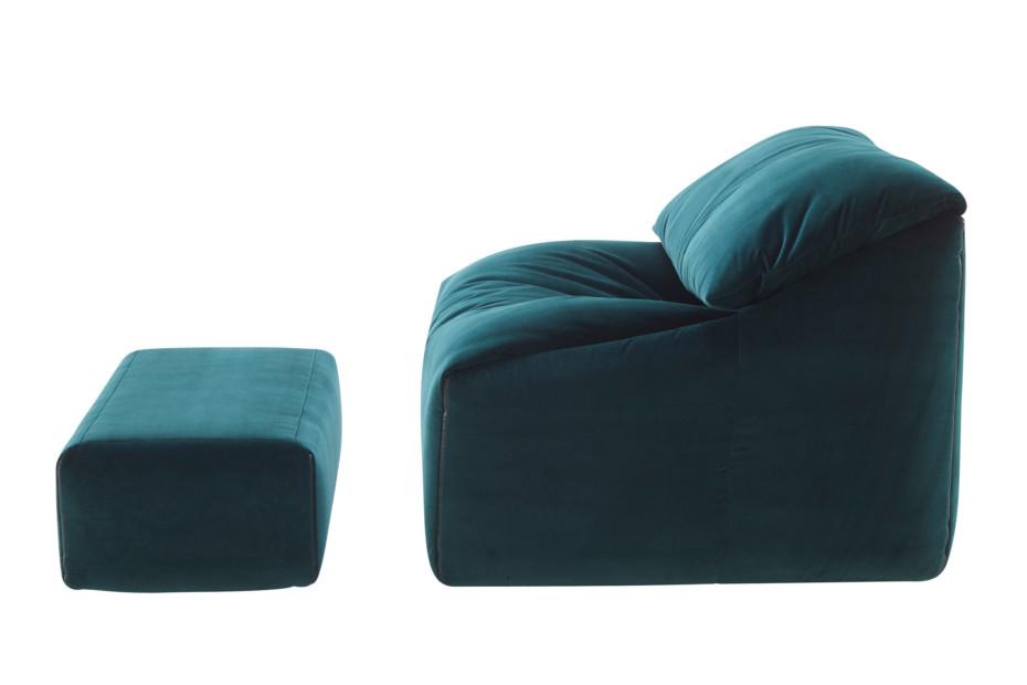 PLUMY armchair