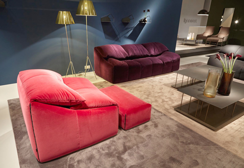 Plumy armchair by ligne roset stylepark - Canape ligne roset ...