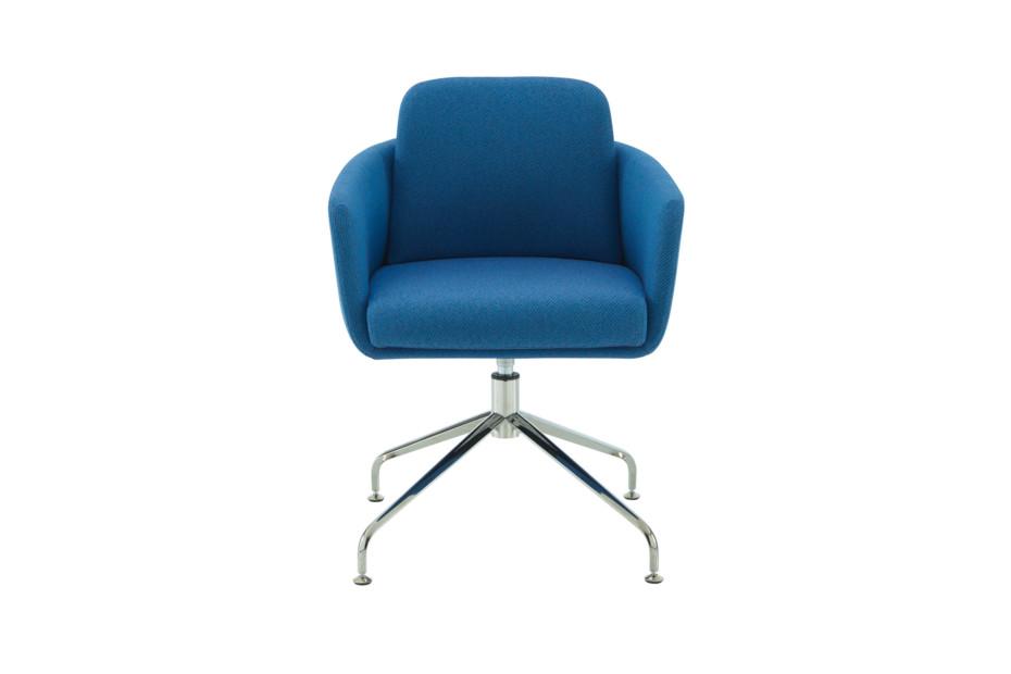 TADAO arm chair with 4-Star frame