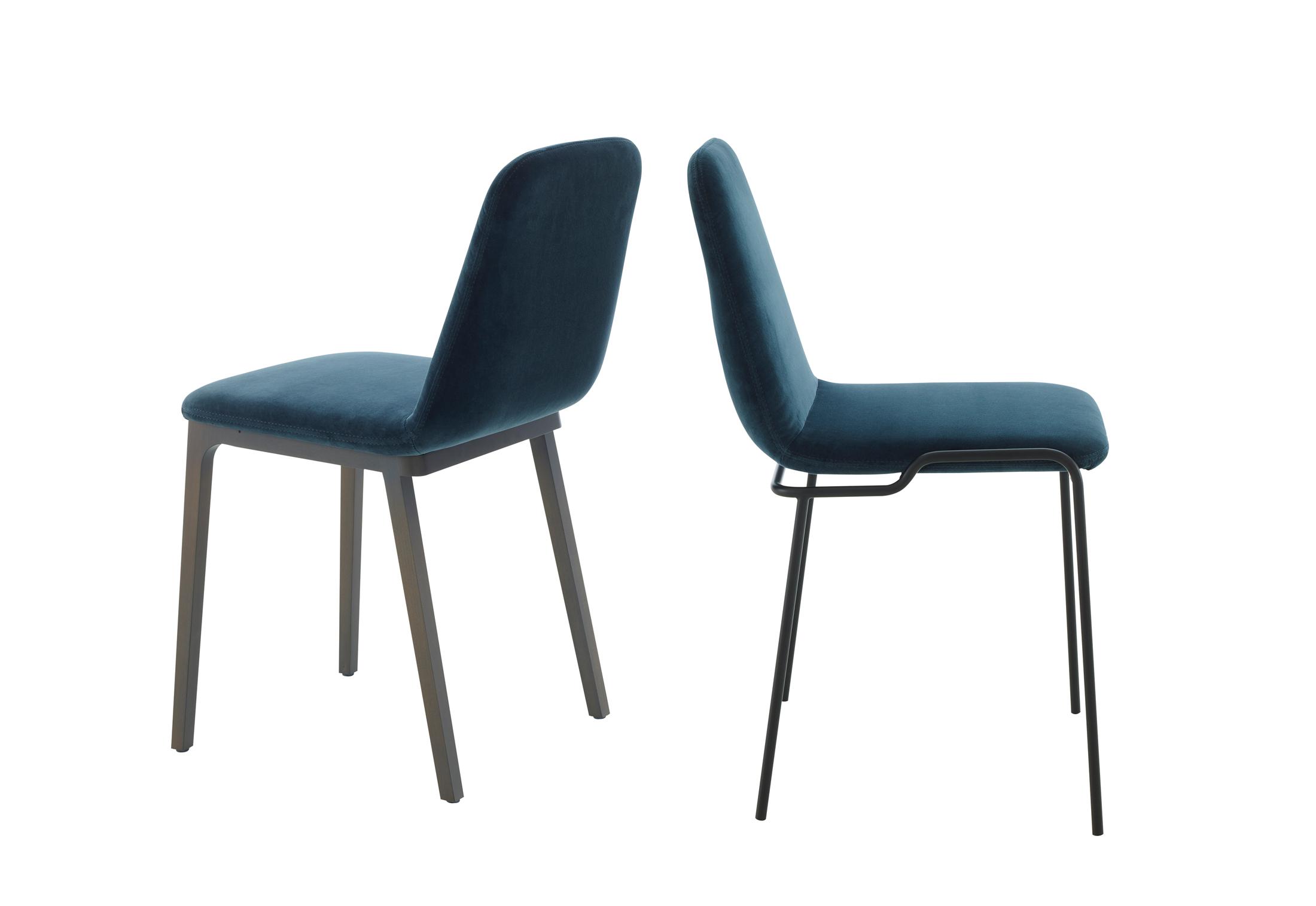 tadao stuhl mit metallbeinen von ligne roset stylepark. Black Bedroom Furniture Sets. Home Design Ideas