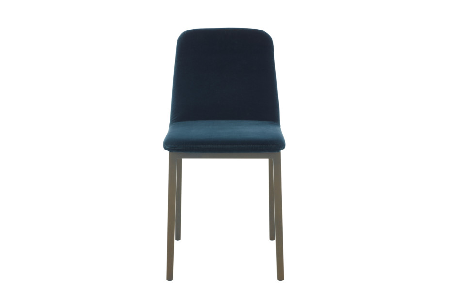 TADAO chair with wooden legs
