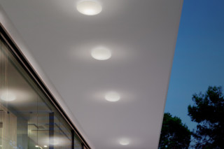 Oh! Smash wall- & ceiling-mounted light  by  Linea Light Group