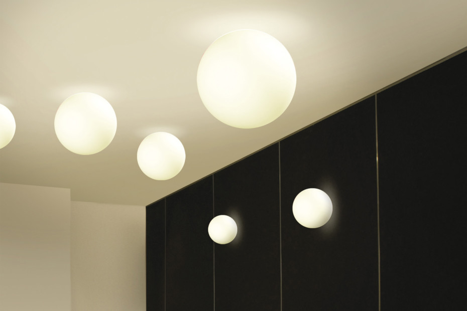 Oh Wall Ceiling Mounted Light By Linea Group