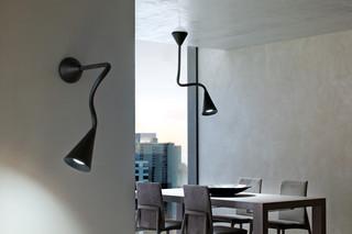 Snake Wand- & Deckenaufbauleuchte  von  Linea Light Group
