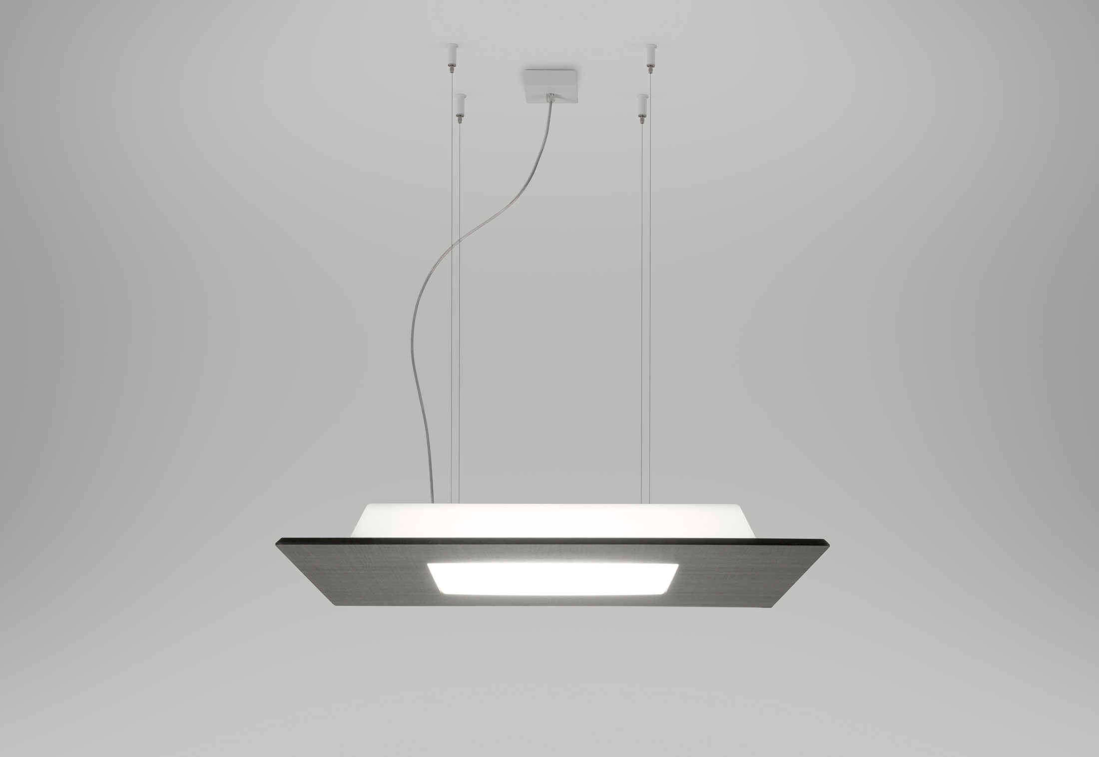 Square Pendant Light By Linea Light Group