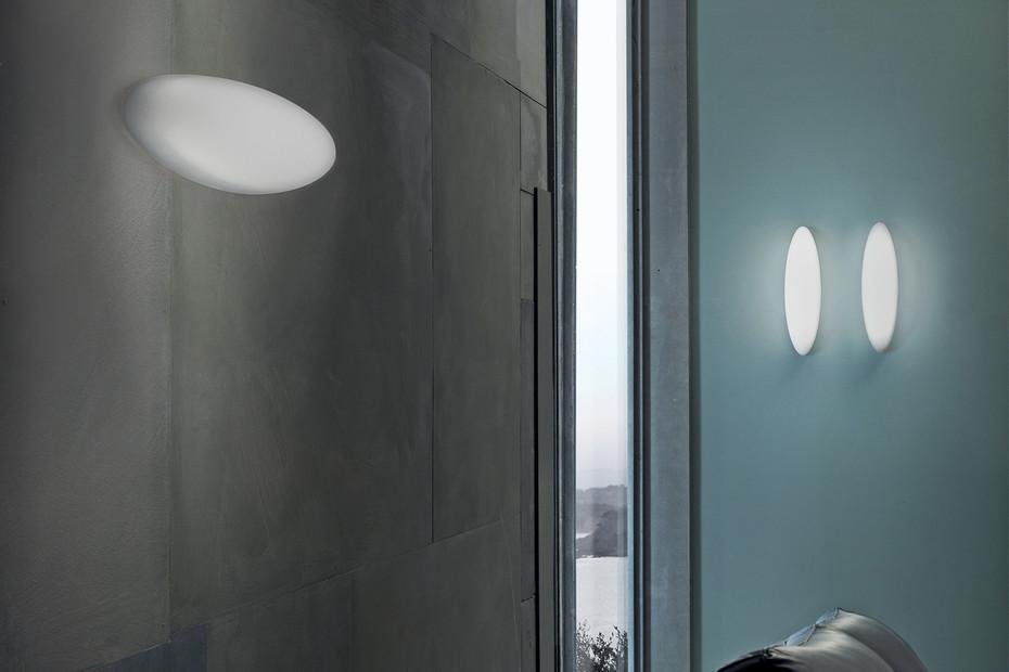 Squash surface-mounted light