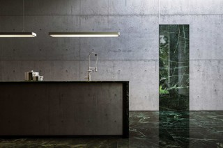 Alba | FILO 10 Hinged Door  by  LINVISIBILE