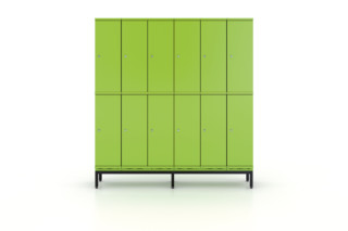 LO Clothes lockers  by  Lista Office LO