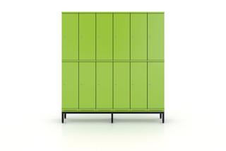 LO Clothes lockers  by  Lista Office LO