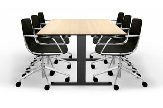 LO Extend Besprechungstische  von  Lista Office LO