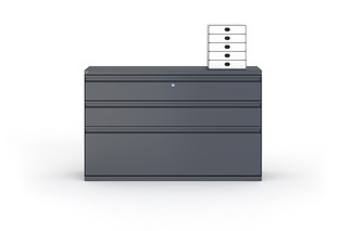 LO One cabinet with drawers  by  Lista Office LO