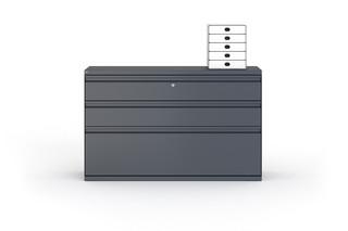 LO One Schubladenschrank  von  Lista Office LO